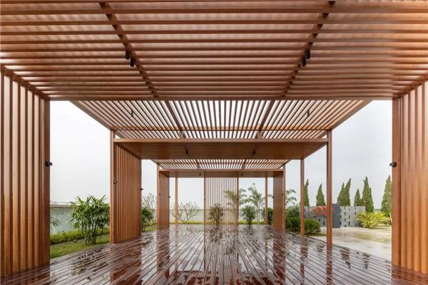 HMD新作 | 开放共享的新时代办公,联邦家私集团新总部大楼室内设计