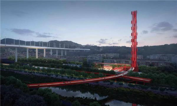 SBA  热那亚的振兴——波尔塞维拉公园和红圈项目