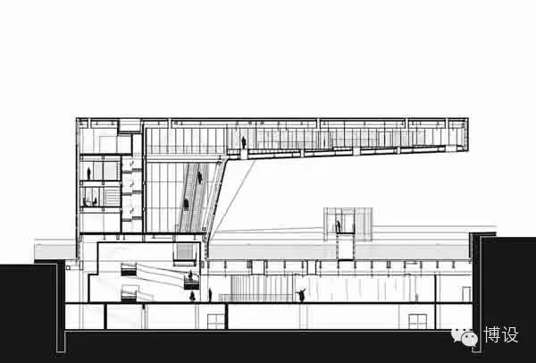 """SBA  """"融入大海的博物馆""""-马赛地中海文化中心-博设"""