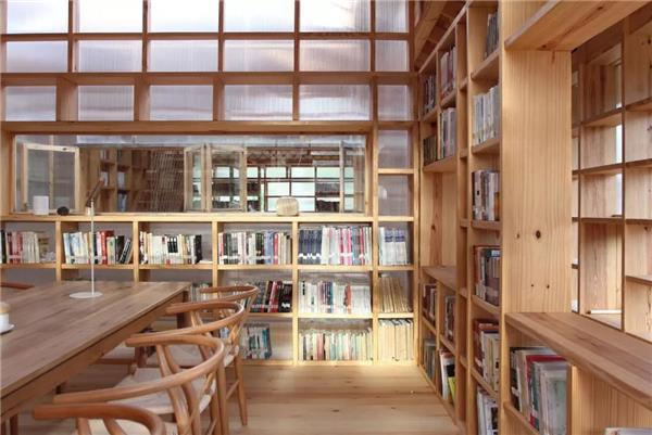 悬浮在村口的书屋 - 拾云山房,浙江 / 尌林建筑设计事务所_3550987