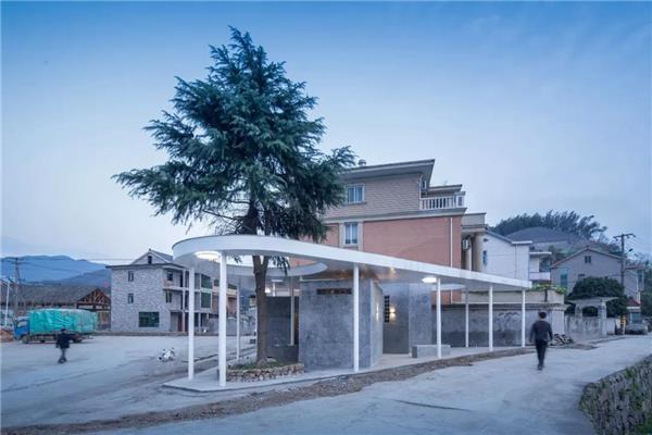 三岔口的公厕,浙江 / 尌林建筑设计事务所_3620328