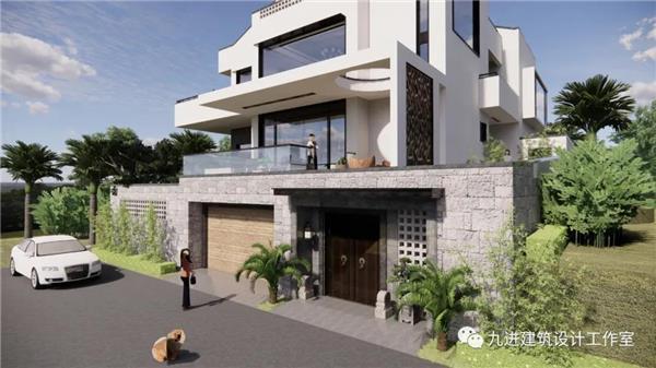 五面都能欣赏风景的家,处处是庭,处处是景!【常德民宅】_3551112