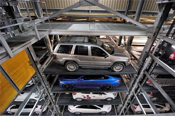 Izmir自动停车场