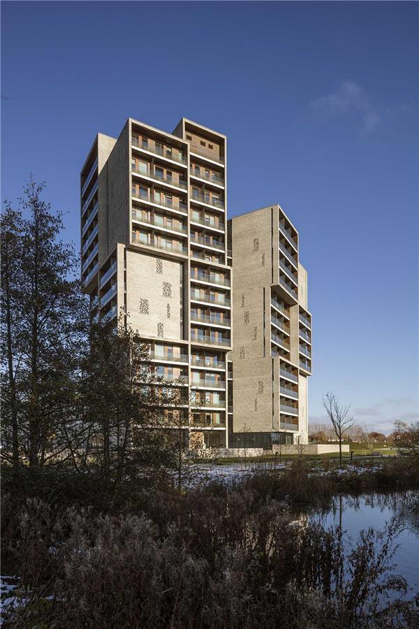 丹麦大学学生公寓_3551378