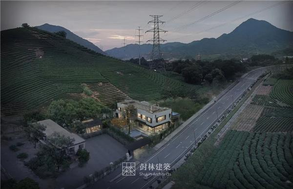 尌林建筑|白鸟山庭·精品民宿酒店