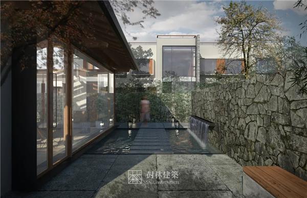 尌林建筑|白鸟山庭·精品民宿酒店_3551600