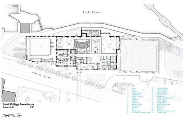 方寸建筑设计每周精品:JorgeB. Griffa运动大楼_3551610