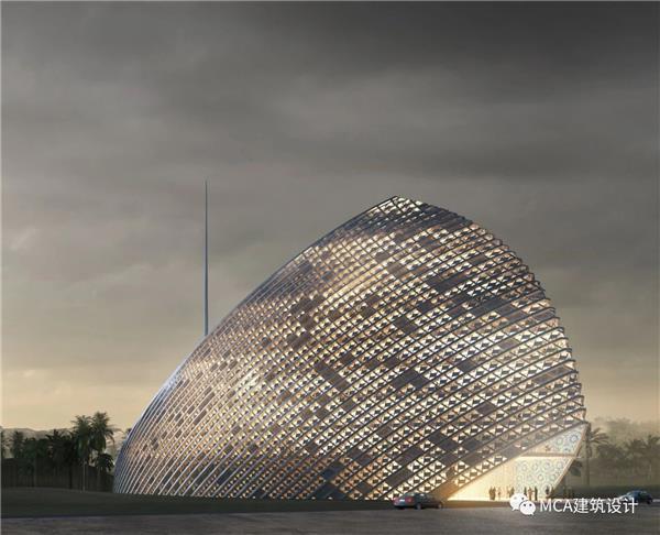 MC A建筑设计