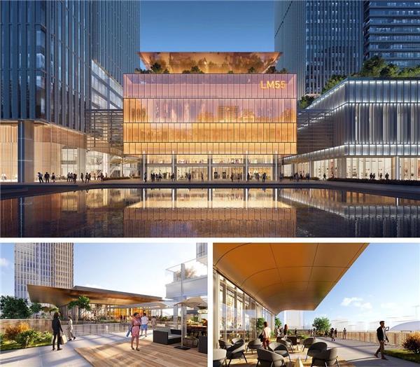 10 Design 赢得 Taseco 河内综合发展项目 Landmark 55 国际设计竞赛_3553227