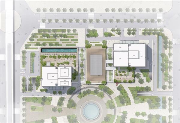 10 Design 赢得 Taseco 河内综合发展项目 Landmark 55 国际设计竞赛
