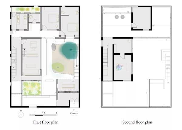 郦文曦建筑设计  作品 | 边界住宅