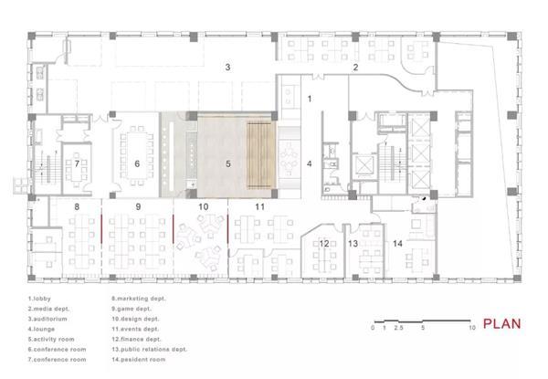 郦文曦建筑设计  作品 | 四件异尺度家具