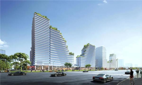喜讯 | HMD中标中原华侨城大型文化旅游项目一期4号地块方案设计