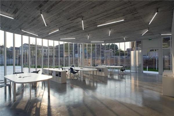 建筑疗愈,让美丽重新绽放——震后重建系列项目 · 青年活动中心