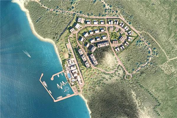 知名设计杂志 报道 10 Design 设计的克罗地亚卢科兰度假公寓