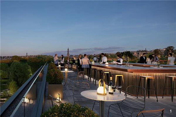 国际建筑设计杂志 报道 10 Design 设计的爱丁堡新城区更新计划
