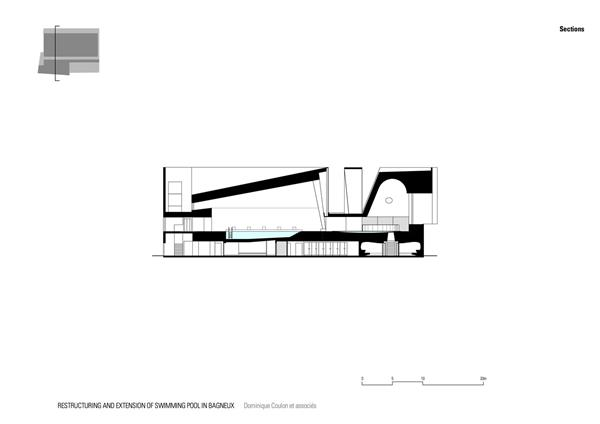 Bagneux游泳馆改造