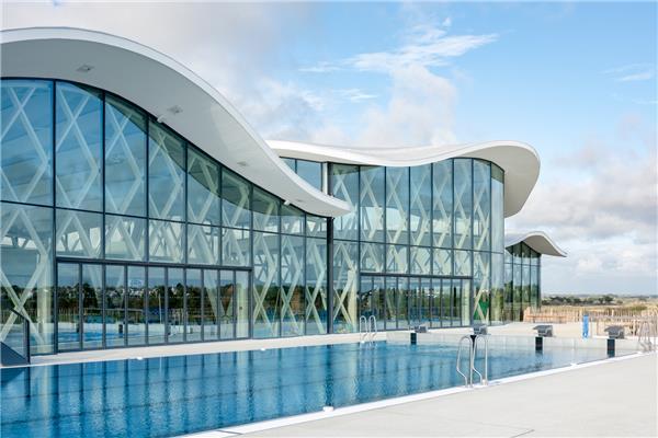 圣吉尔·克鲁瓦德维游泳池