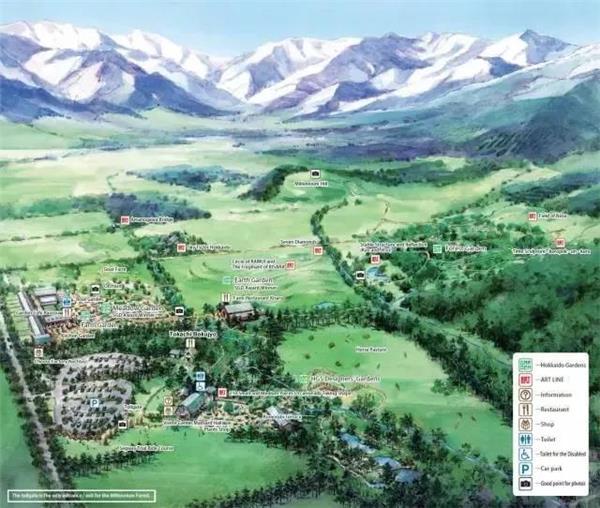 【20个日本农场案例】十胜千年之森-白色恋人公园-星野TOMAMU(5)