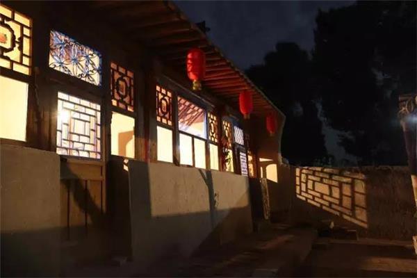内蒙古自治区鄂尔多斯市准格尔旗布尔陶亥苏木尔圪壕嘎查村 ——一号院