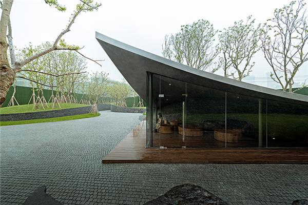 峡谷森林:重庆文旅城滨河公园