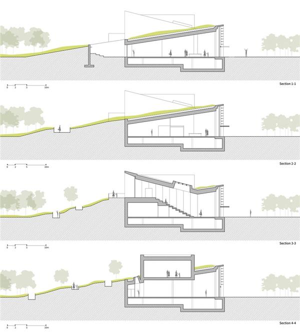 龙湖超低能耗建筑主题馆