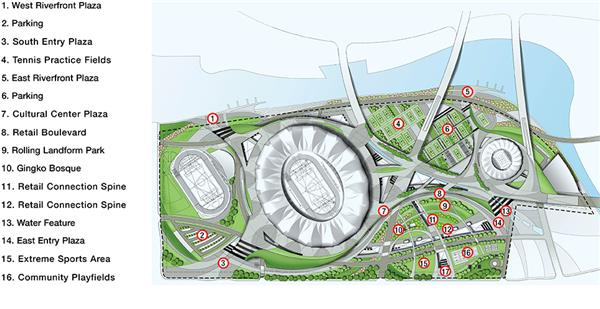 杭州奥林匹克运动中心