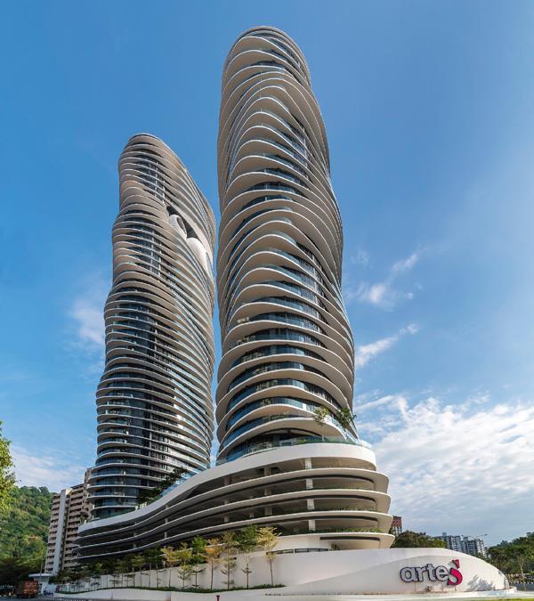 槟城 Arte s公寓