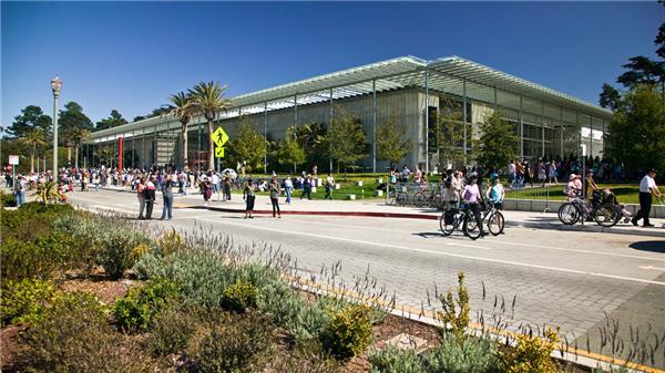 美国加州科学院景观设计