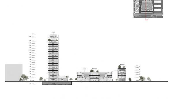 未来科技园办公区