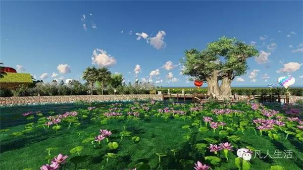 长沙市岳麓区莲花镇立马村美丽乡村景观规划设计方案