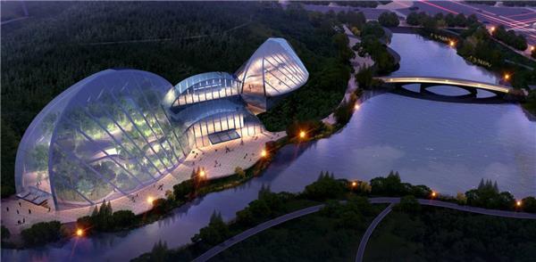 深圳市北林苑景观及建筑规划设计院有限公司#景观设计公司