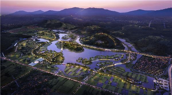 浙江佳境规划建筑设计研究院有限公司#景观设计公司