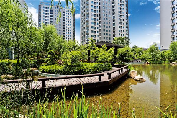 杭州蓝天园林生态科技股份有限公司#景观设计公司