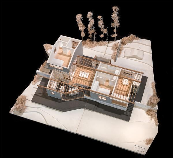 别墅模型_3620447