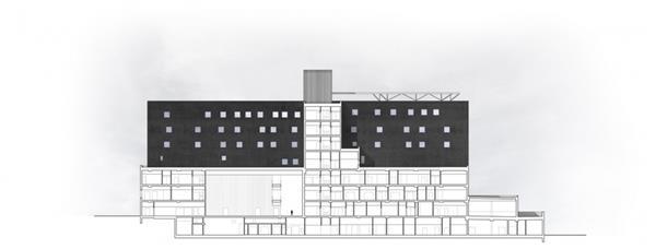 芬兰中部新星医院