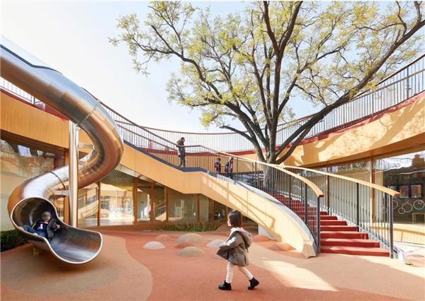 中国最美的6所幼儿园,在这样的环境中成长,内心一定充满真善美