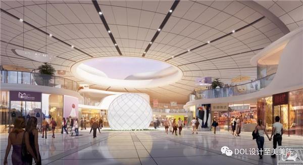 商业空间室内设计(方案)-- 程村服务区_3624919