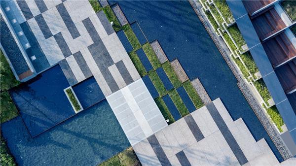 万科双流绿色建筑产业园#景观 #自然 #休闲