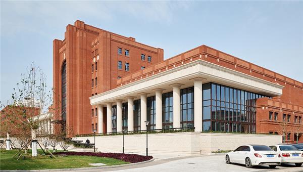 有机生长,红色校园——关于中共天津市委党校(行政学院)改扩建规划设计的思考_3628249