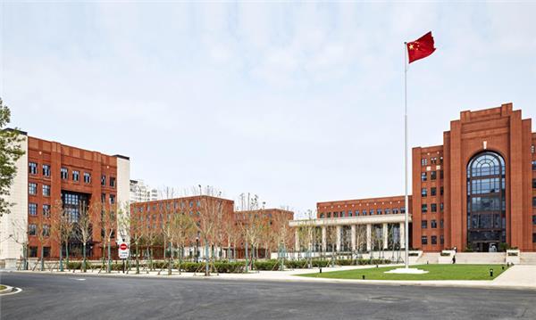 有机生长,红色校园——关于中共天津市委党校(行政学院)改扩建规划设计的思考