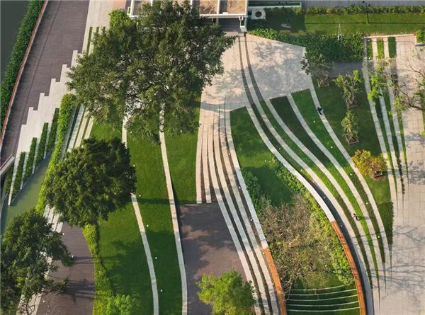SCG曼谷总部办公景观 by LAB#办公景观 #LAB #SCG曼谷总部