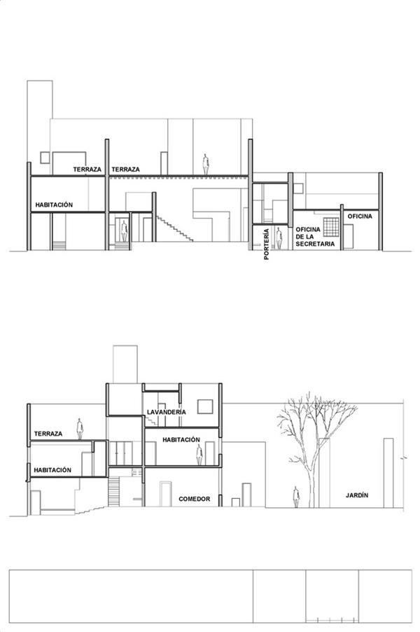 巴拉干公寓 / 路易斯·巴拉干_3633425