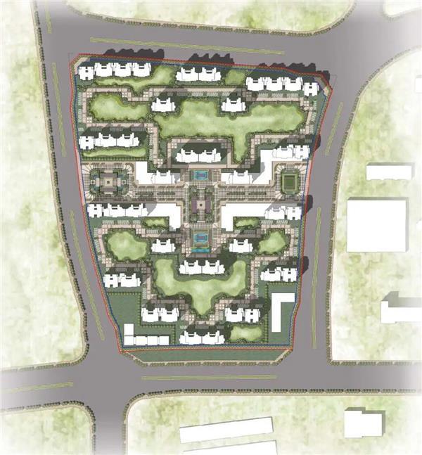 海淀上郡——保障性住房的品质提升设计实践
