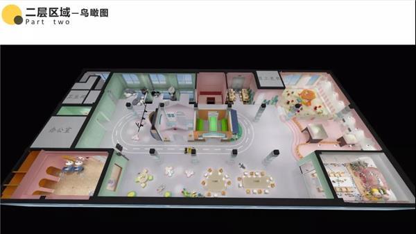 华盈商业儿童游乐区设计