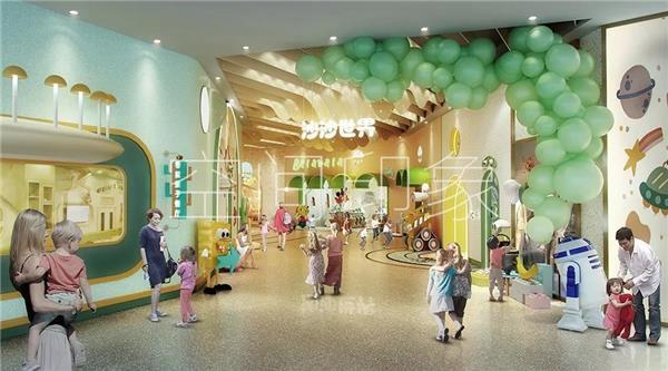 商场儿童空间设计