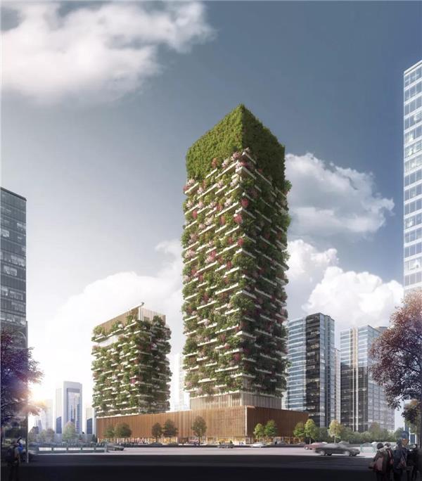 第四代建筑发展及国内外典型案例(附第四代建筑研究专题报告)