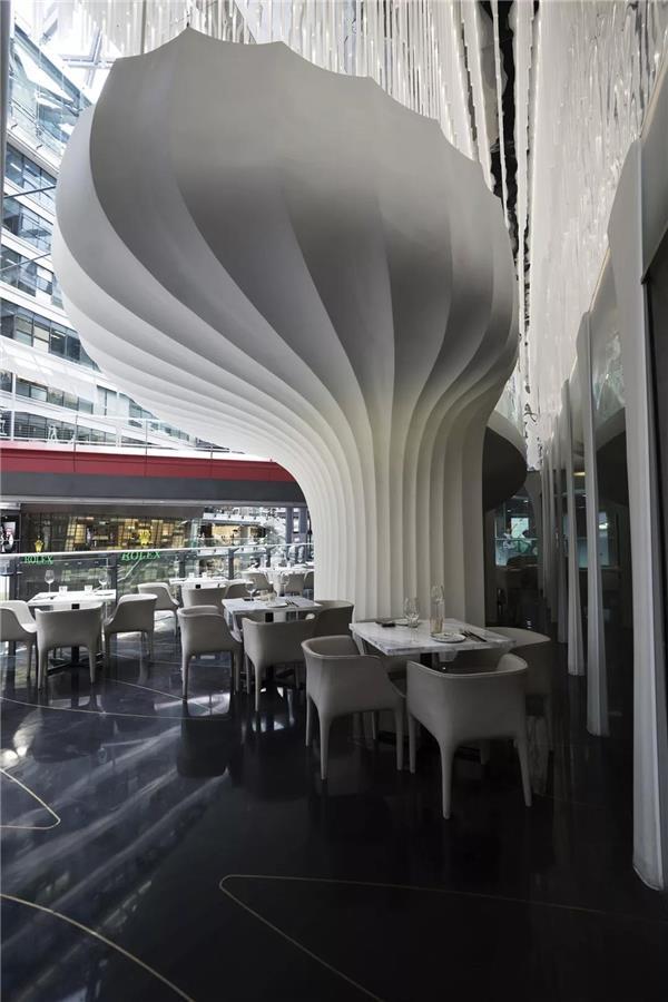 雨露滋养的生命:CASA TALIA餐厅 / CAA建筑事务所