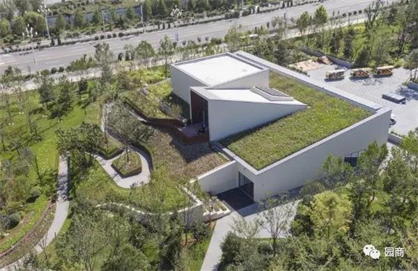 什么是覆土建筑?覆土建筑的主要形式