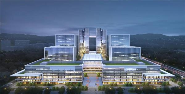 THAD中标项目 | 西安市雁塔区科技创新研究中心#商务建筑 #办公场所 #西安